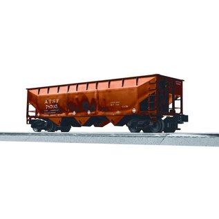 Lionel 3-16053 ATSF 3-Bay Hopper #78730, LionScale
