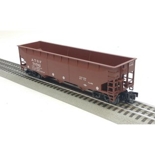 Lionel 3-16055 ATSF 3-Bay Hopper #78787, LionScale