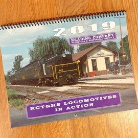 RCT&HS 2019 Reading Company T&HS Calendar
