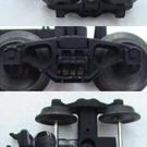 Lionel 600-9550-050 50 Ton Truck w/Plastic Cplr Plunger