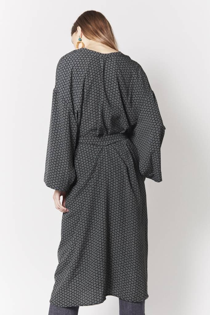 Vegas Gilda Printed Robe