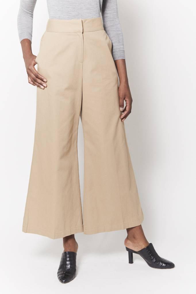 d.r concept Jade Khaki Trouser