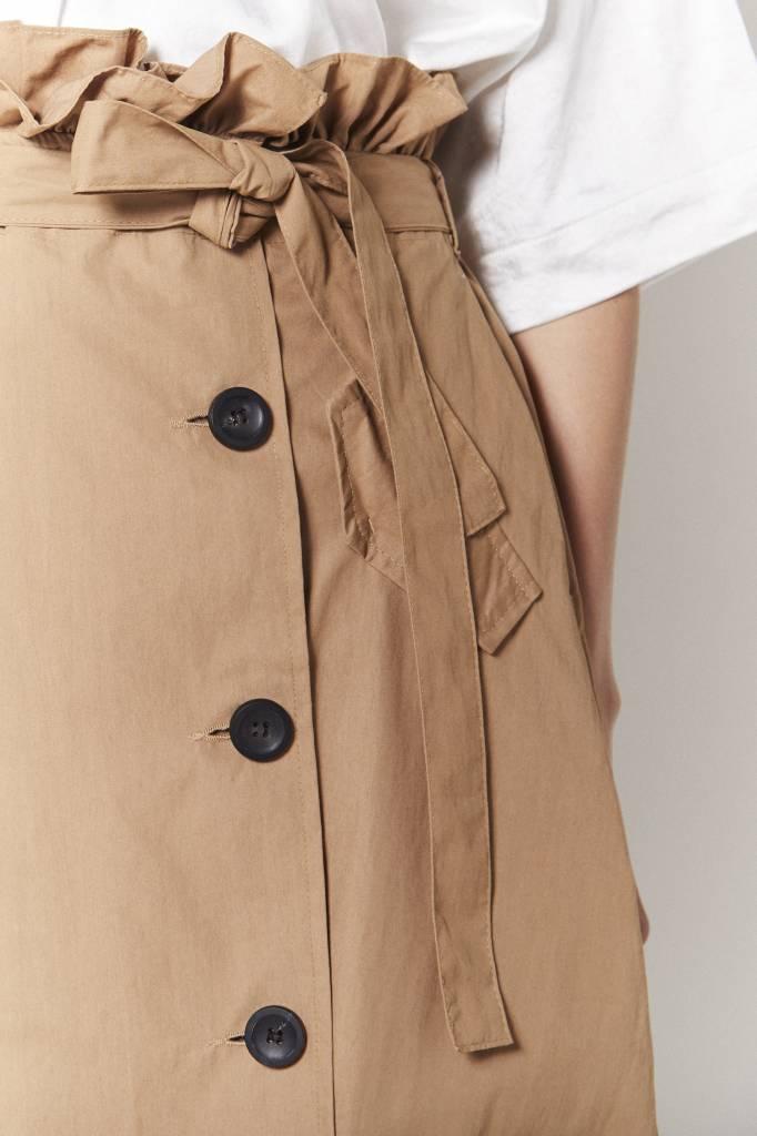 Lovely Lively Moje Trench Skirt