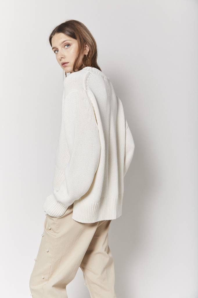 d.r concept Ashley Oversized Sweater
