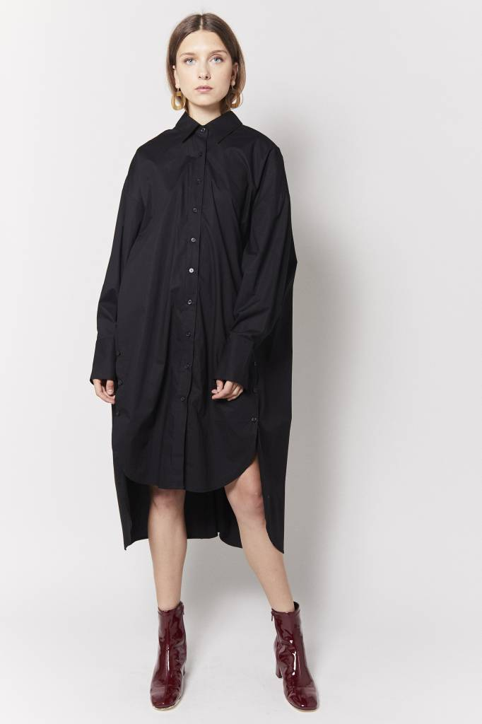 FAV kenza Button Shirt Dress