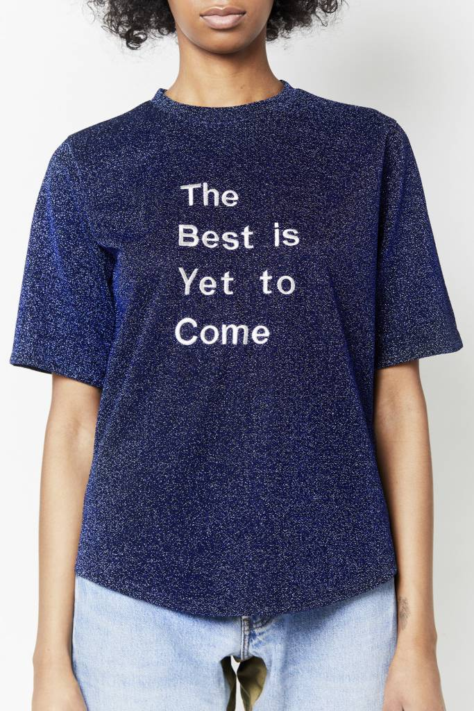 Corner 302 Better Days Navy Top