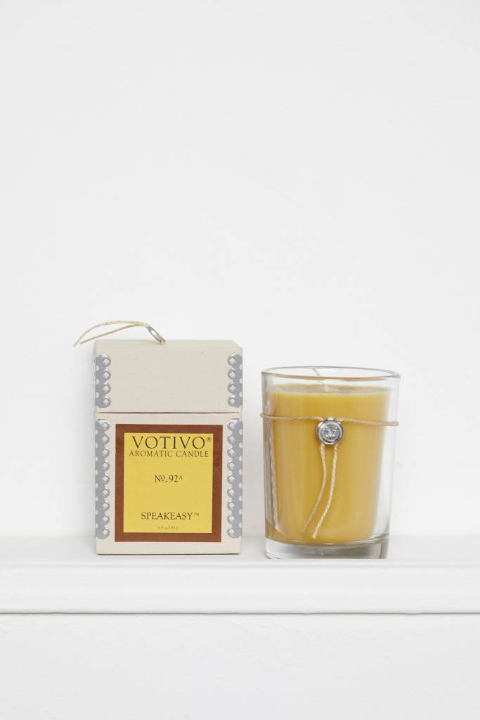 Broder Brothers Votivo Speakeasy Candle