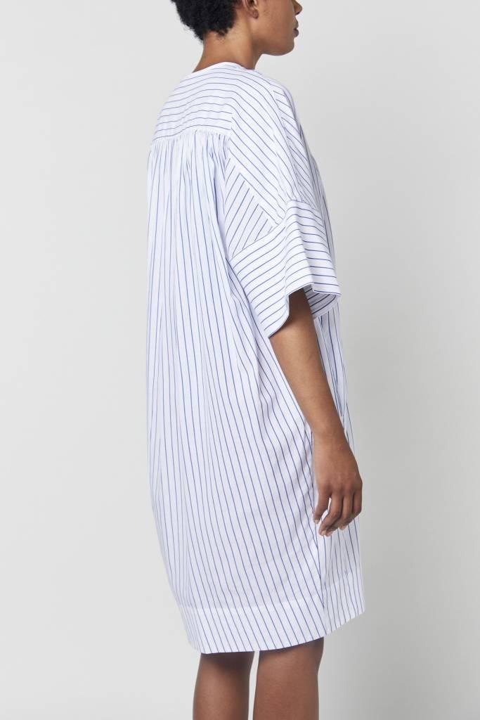 Vegas Sunny Striped Effortless Dress