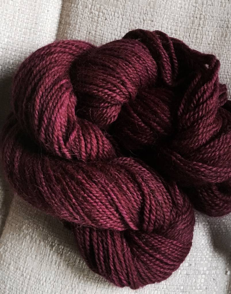 Cherry Bomb Worsted 200 Yds 3 Ply 4.5 Oz