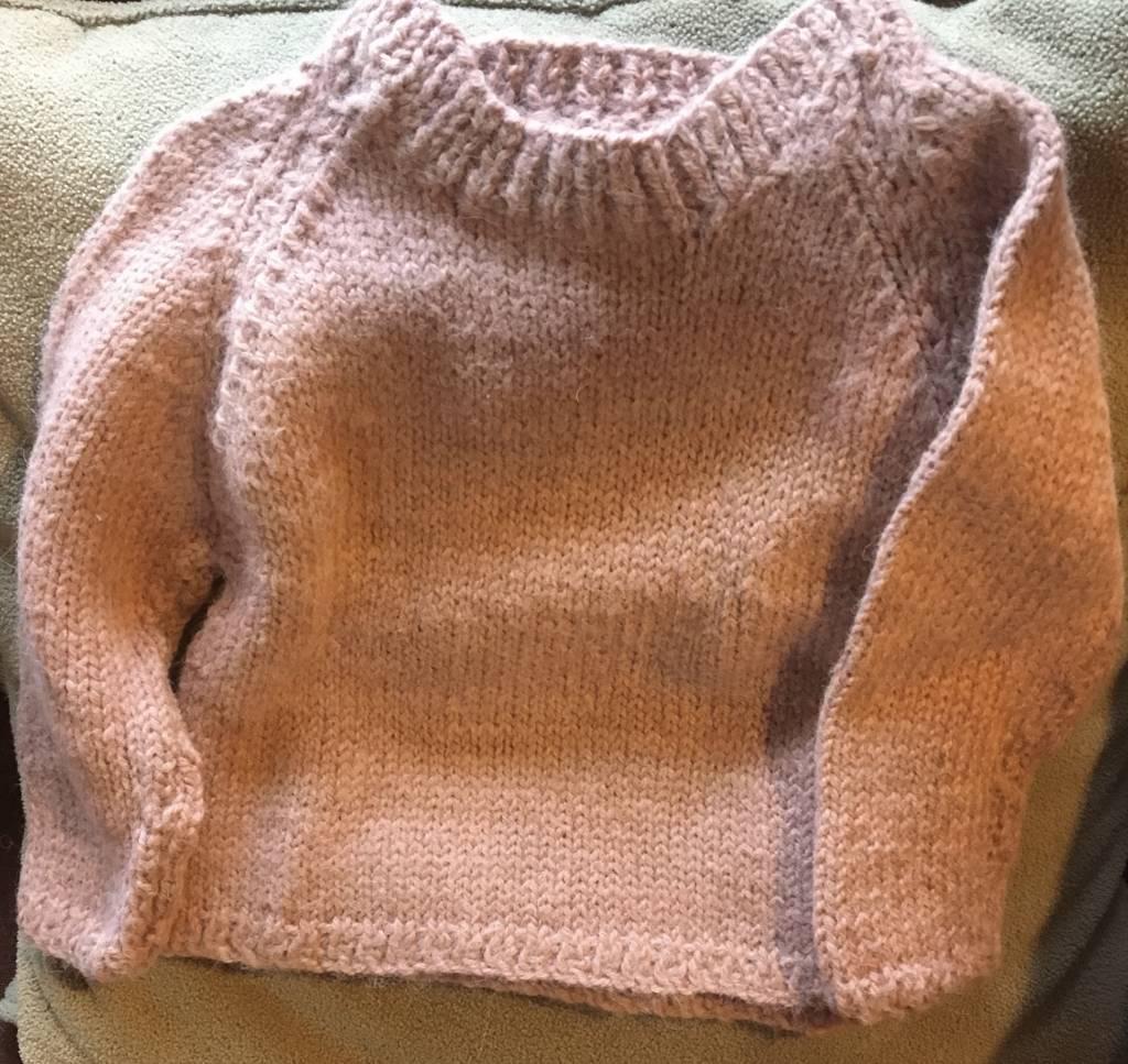 Baby Sweater  1 Yr