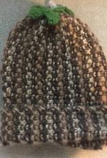 Melon Head Handknit Youth hat RLH18