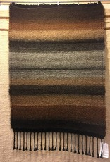 Alpaca hand woven rugs  2 x 3