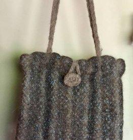 Felted AlpacaLlamaCotton Bag RLMB1011