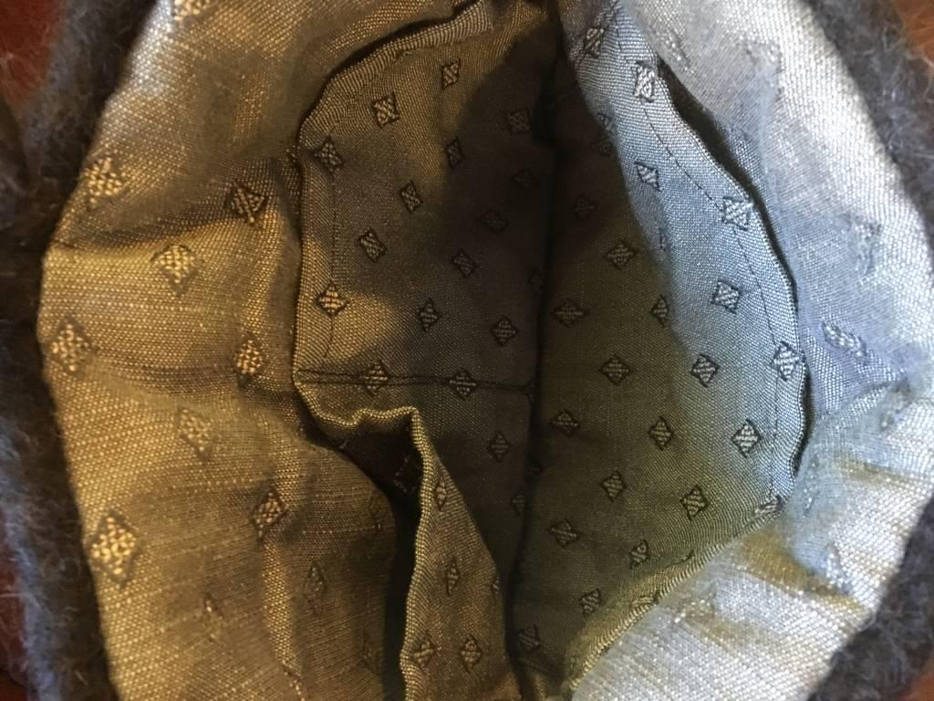 Hand Knit & Felted Purse RLSB1010