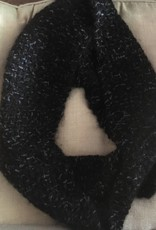 Handknit homegrown cowl  10 X 27 3/2015