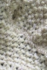 Looking for the perfect baby gift? Look no further. This  soft alpaca afghan can be passed down for generations.