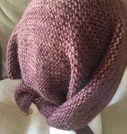 Head Wraps Hand Knit 100%  Alpaca
