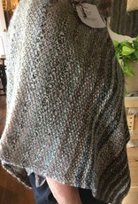 This is a one of a kind poncho. Designed by a dear friend of Six Paca Farm.