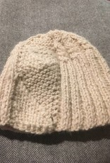 Everywhich Way Handknit Hat 100% Alpaca