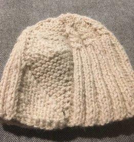 Everywhich Way Handknit Hat 100% Alpaca