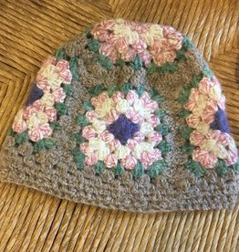 Child Granny Square Hat RLH86