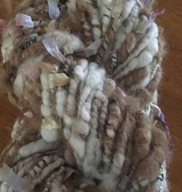 Artisan Hand Spun Yarn- Keep Me Warm