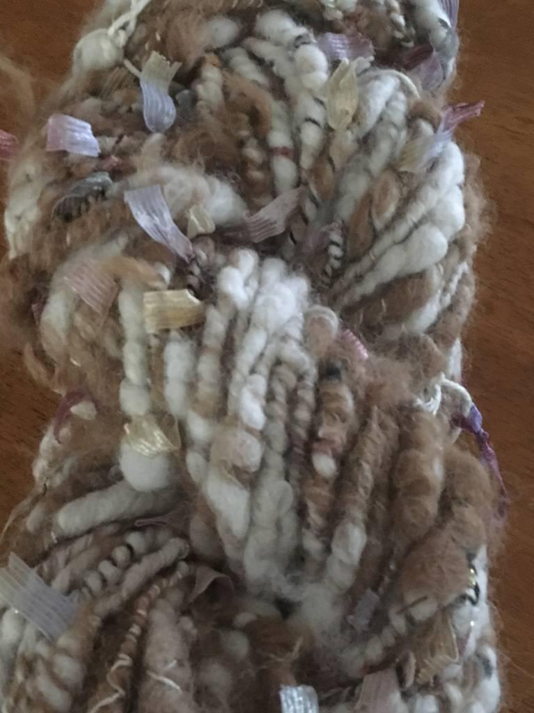 Artisan Hand Spun Yarn- Keep Me Warm
