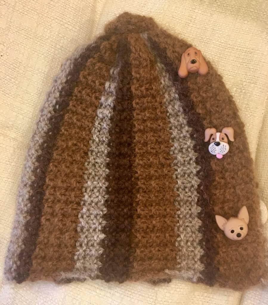 Alpaca Toddler Hat RLH92