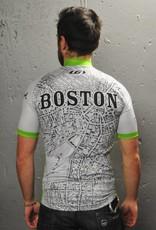 Louis Garneau Jersey - 1880 Boston Map - UA x Louis Garneau