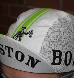 Pace Sportswear Caps - Boston map 1880 UA Paul Revere