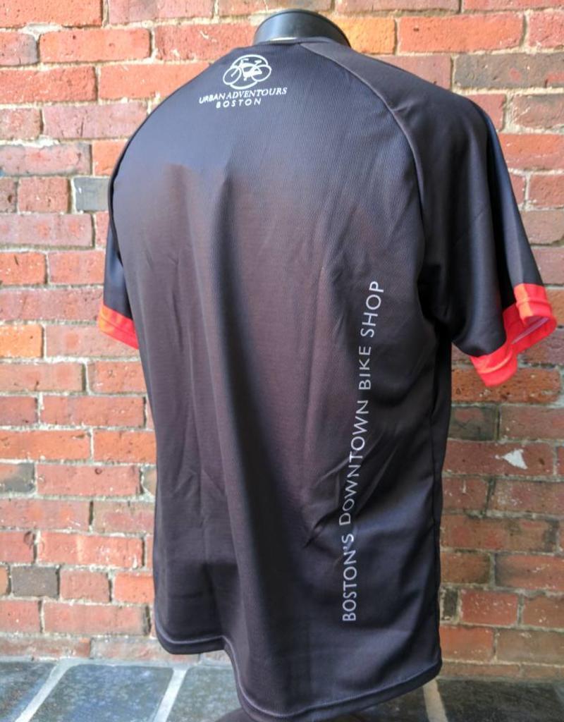 T-Shirt - UA x Louis Garneau I Bike Boston Team Tee