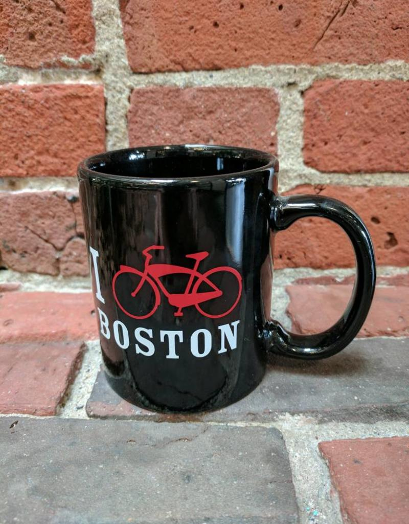 Mug -  UA I Bike Boston 11oz
