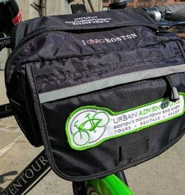 Banjo Brothers Bag - I Bike Boston Handlebar bag