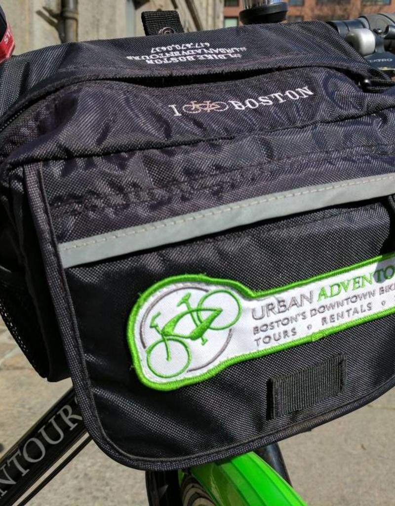 Banjo Brothers Bag - I Bike Boston Handlebar bag