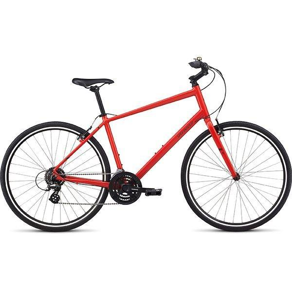 Specialized Specialized - Alibi Sport 2017 Red/Black Bicycle