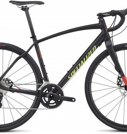 Specialized Specialized Diverge A1 Sport 2017 Black/Red/Green 56cm Bicycle