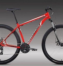 Specialized Specialized HardRock DISC 650B Red L Bicycle