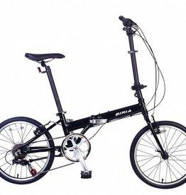 Biria Biria 20'' Black Folding Bicycle