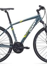 Giant Giant Roam 2 Disc 2016 Slate Gray/Yellow S Bicycle