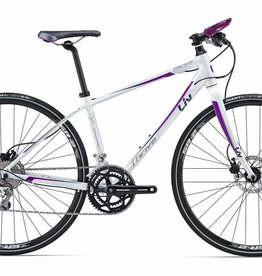 Liv Giant Thrive 2016 White/Purple M Bicycle