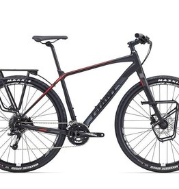Giant Giant ToughRoad SLR 1 2016 Black/Red S Bicycle