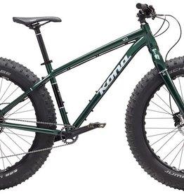 KONA Kona Wo 2017 Green L Bicycle