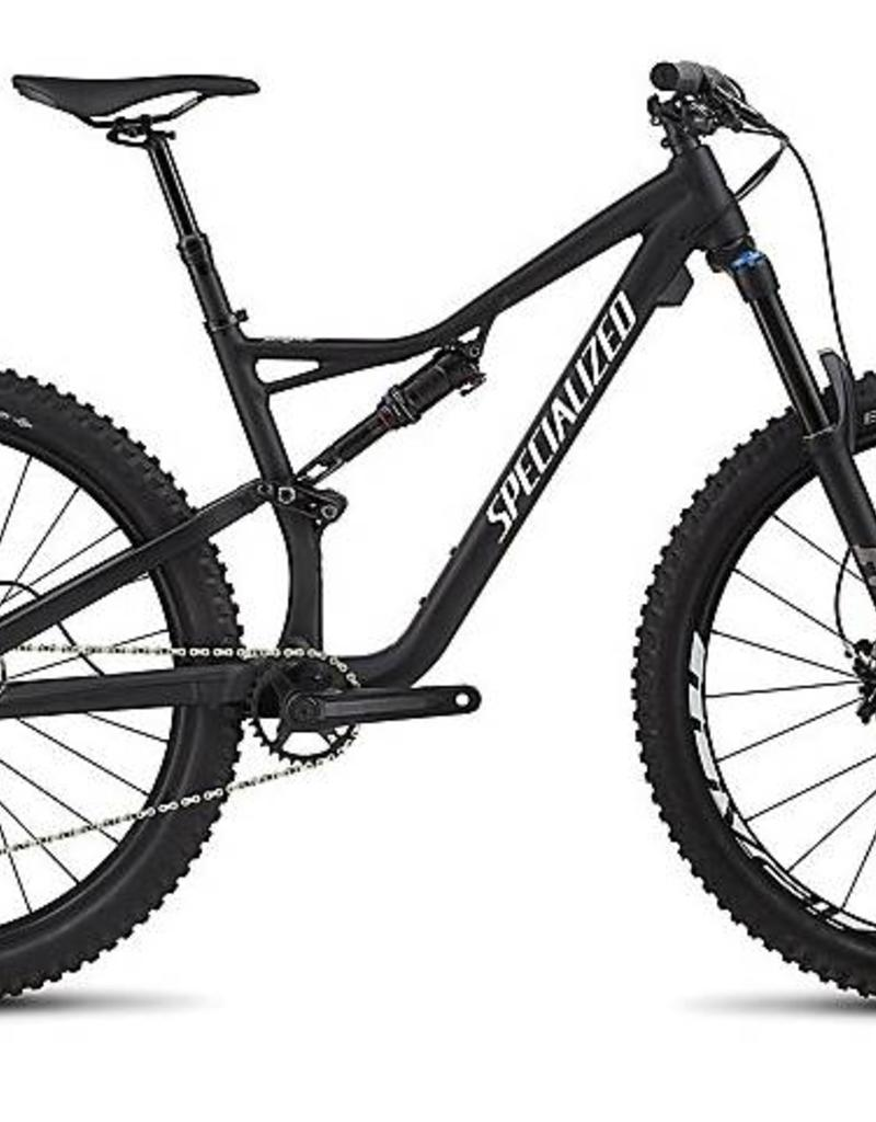 Specialized Specialized Stumpjumper FSR Comp 27.5 2018 Black/White ...
