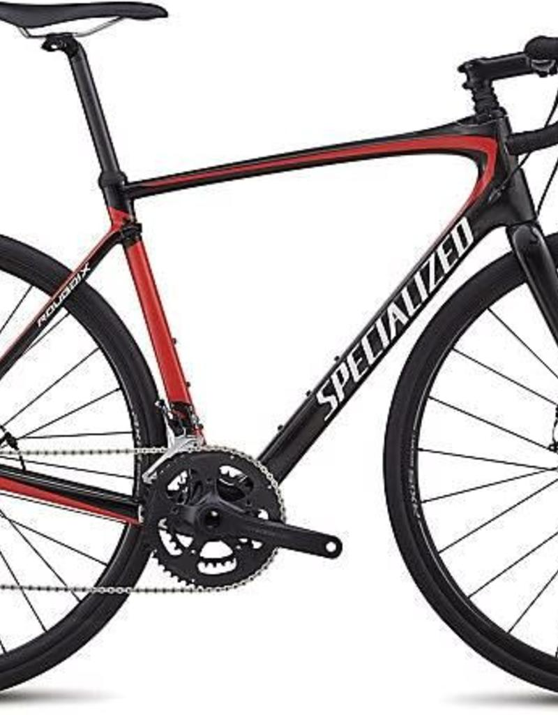 Specialized Specialized Roubaix Sport 2018 Black/Red/White Bicycle