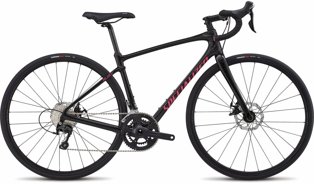 Specialized Specialized Ruby Sport 2018 Black/Pink Bicycle