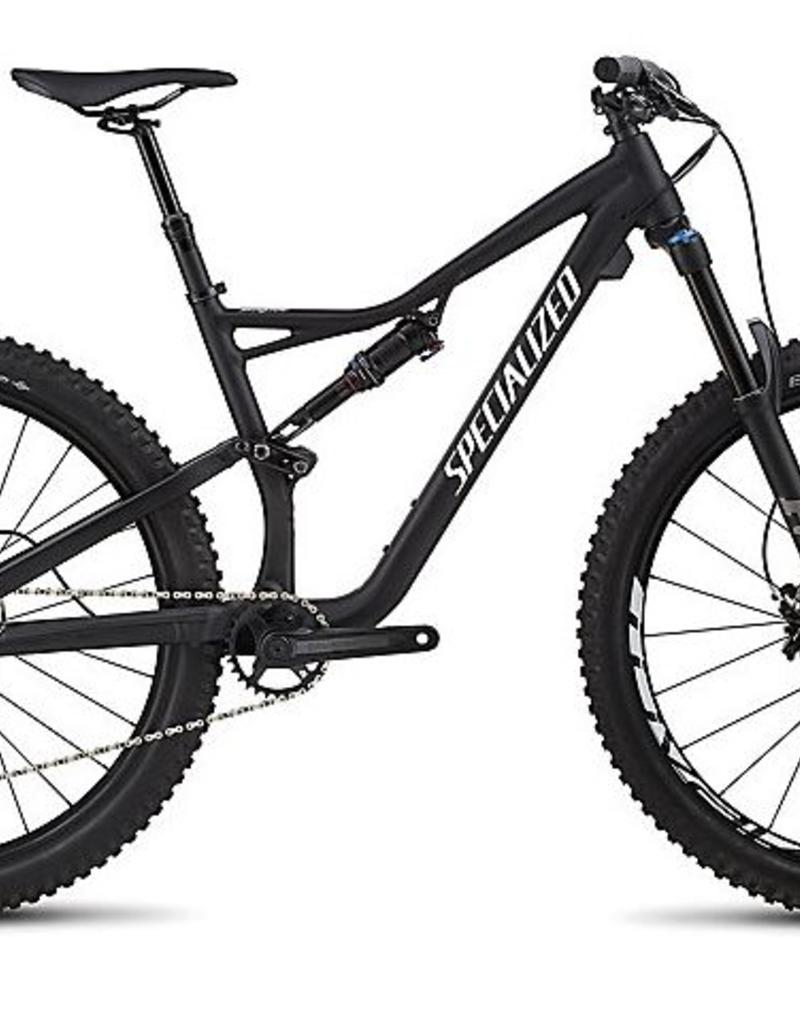 Specialized Specialized Stumpjumper FSR Comp 27.5 2018 Black/White Bicycle