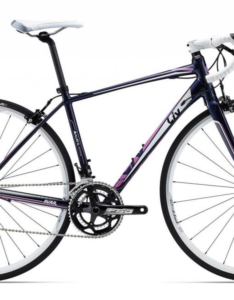 Giant Avail 1 2015 Women's Aluminum Bicycle Blue/Purple L