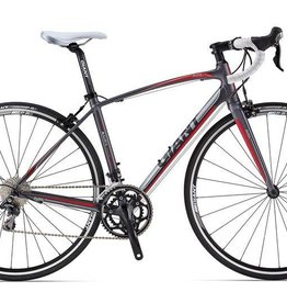 Liv/giant Giant Avail 1 2014 Women's Compact Charcoal/Berry/Pink L Bicycle