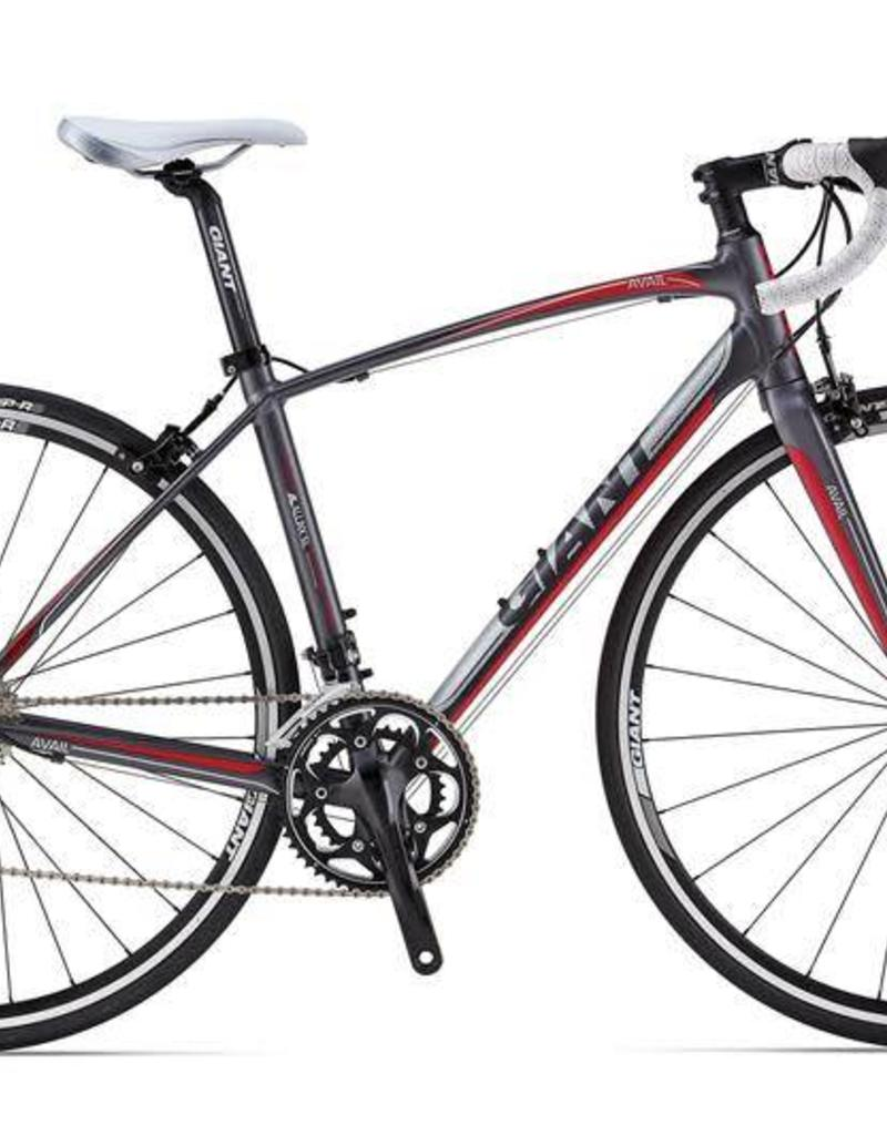 Liv/giant Giant Avail 1 2014 Compact Women's Charcoal/Berry/Pink L Bicycle