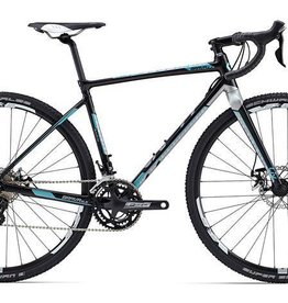 Giant Giant Brava SLR 2 2015 Black/Teal/Silver S Bicycle